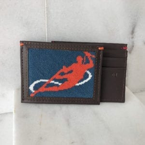 Kiteboarder Card Wallet