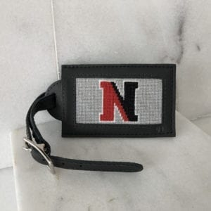 Northeastern University Luggage Tag