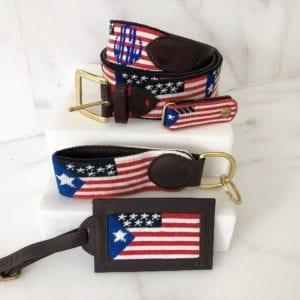 PR/USA Flag